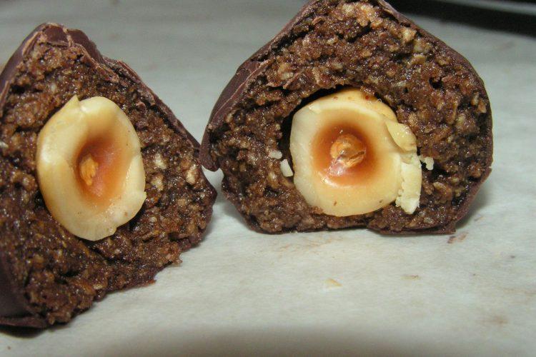 Конфеты а-ля Ferrero Rocher